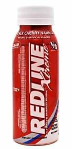 VPX Redline Xtreme - Pre-Workout Energy Drink, 8oz   Black Cherry Vanilla, 12 ct