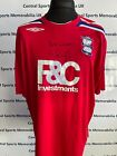 Birmingham City Away Shirt 07/08 08/09 Signed by Kevin Phillips XXL with COA