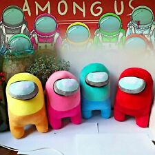 Among Us Character Plush Stuffed Soft Dolls Animal Toy 4 Color Variants 20cm