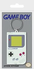 Nintendo Gameboy Rubber Keyring Keychain Retro Games Console Official Product