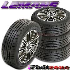 4 Lemans By Bridgestone Touring AS 215/55R17 94V Performance All Season Tires