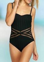 NEW!!! Kenneth Cole New York Women's Bandeau One Piece Swimsuit VARIETY!!!