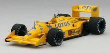 Lotus 99t #12 Ayrton Senna 3rd Place British GP 1987 1 43 Model