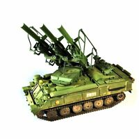 Trumpeter 1:35 Russian SAM-6 Tank Anti-Aircraft Missile System Military Models