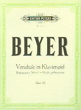 BEYER PREPARATORY METHOD Op101 PIANO