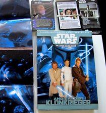 STAR WARS: Angriff der Klonkrieger - Trading Card Came, 2 Spieler Box 2002 OVP