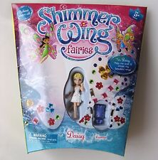 SHIMMER WINGS FAIRIES - SINGLE PACK FAIRY - DAISY - BRAND NEW & SEALED!