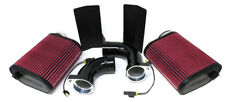 Burger Tuning BMS Dual Intakes For Mercedes Benz C400 C450 C43 AMG