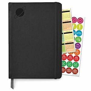Undated Planner 2021 - Monthly & Daily Goals and Priorities