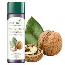 Biotique Bio Walnut Bark Body Building Shampoo For Fine & Thinning Hair 120ml FS