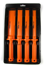 Beta Tools Scratchproof Plastic Flat Chisel / Automotive Scraper Set of 4 988/K4