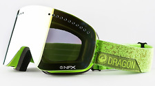 NEW Dragon NFX Goggles-Stone Green-Smoke Gold+Yellow Red-SAME DAY SHIPPING!