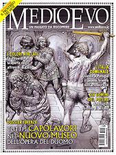 Medioevo n. 1 (228) Gennaio 2016 Leader/1-Ambrogio Italia dei Comuni/3 Pastorizi