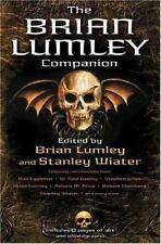 The Brian Lumley Companion, Wiater, Stanley, Lumley, Brian, Hardcover