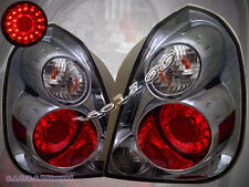 FIT 02-06  Nissan Altima Tail Lights LED JDM Smoke 05 04 03  PAIR