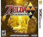 Nintendo 3DS The Legend of Zelda A Link Between Worlds Select edition NEW Sealed