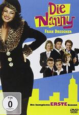 3 DVDs * DIE NANNY - STAFFEL / SEASON  1 # NEU OVP <