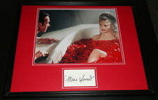 Mena Suvari Signed Framed 16x20 Photo Display American Beauty