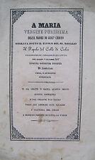 PISA CALCI FESTA RELIGIOSA ANNO 1857