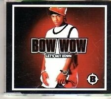 (CT796) Bow Wow, Let's Get Down - 2003 DJ CD