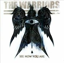 The Warriors - See How You Are CD New Rage Against The Machine Parkway Drive