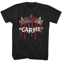 Carrie Crowned Prom Queen Men's T Shirt Horror Movie Film Merch Stephen King Top