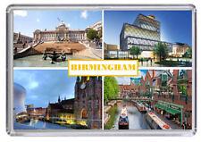 Birmingham Fridge Magnet 01