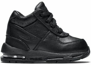 Nike Air Max Goadome Toddler Black/Black-Metallic Silver 311569-001