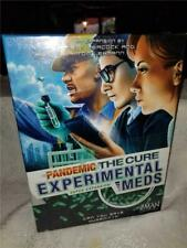 NIP Factory Sealed PANDEMIC THE CURE EXPERIMENTAL MEDS Expansion Board Game