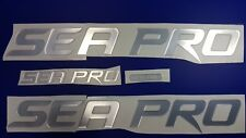 "SEA PRO boat Emblem 32"" + FREE FAST delivery DHL express"