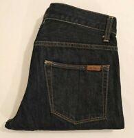 Carhartt WIP Vicious Pant Mens Denim Tapered Leg Dark Blue Jeans Size W 30 L 32