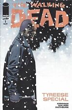 Walking Dead: TYREESE SPECIAL NM 2013 Rare Hard To Find Comic TV SHOW