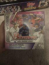 Bowman Baseball Mega Box Chrome - 2020, 50 Cards