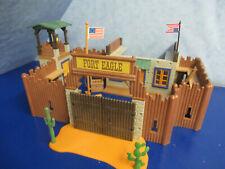 3023 Western Fort Eagle Gebäude Playmobil 65