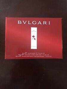 Bvlgari Eau De Cologne 30 Ml 30 Ml Body Lotion 30 Ml Aftershave Lotion