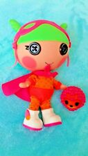 TINY MIGHT superhero character doll LALALOOPSY LITTLES La La Loopsy MGA 2013 new