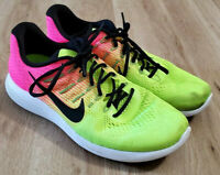 Nike Mens Sneakers Size 13 Lunarglide 8 OC Olympic Collection Green Pink