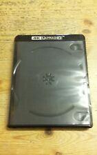 Uhd 4k Blu-ray 2 Disk Case