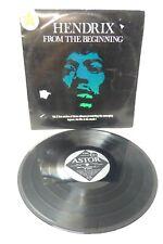 JIMI HENDRIX FROM THE BEGINNING VOLUME 2 ASTOR AUSTRALIA RECORD VINYL LP