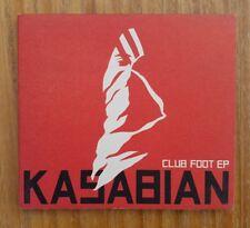 KASABIAN - Club Foot EP CD 2004