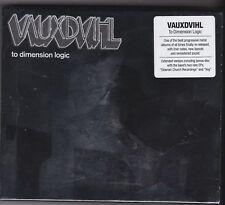VAUXDVIHL : To Dimension Logic. Extended Version. 2 CD box set.