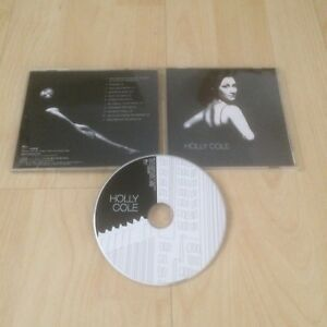 HOLLY COLE - HOLLY COLE (2007 JAPAN PRESSED CD ALBUM) MINT CONDITION - JAZZ