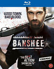 Banshee: The Complete Series NEW Cult Blu-Ray 16-Disc Boxset Antony Starr