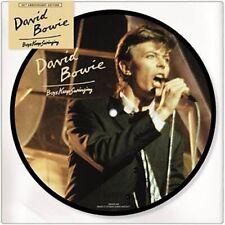 David Bowie - Boys Keep Swinging (Bild Disc) Neu 17.8cm