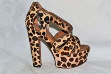 Topshop Evening & Party Animal Print Heels for Women