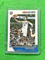 JORDAN BONE ROOKIE CARD DETROIT PISTONS 2019-20 PANINI NBA HOOPS BASKETBALL RC