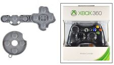 Xbox 360 Controller Repair Kit [Conductive Pads] Lot of 10