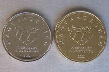 NEW*UNGARN / HUNGARY_10 + 20 Forint 2020_Dank allen Helden gegen Corona_unc_lose