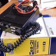 Icom IC-28H 2 Meter FM Transceiver - Ham Radio