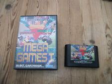 SEGA MEGA Drive     Mega Games I   -  Sega Mega Drive / MD / PAL / R9